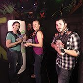 friends-laser-tag