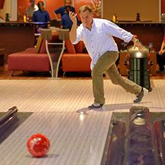 man-bowling