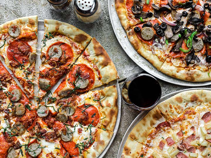 Everyone Likes Pizza